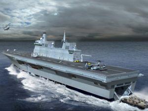 İran uçak gemisi yapmamıza tepkili!
