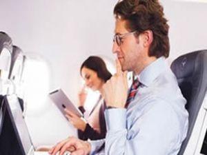 Uçaklarda Wifi uygulaması başlıyor
