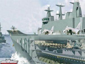 Uçak gemisi inşa eden 12. ülke olmalıyız