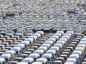 Kocaeli 3 ayda 4391 otomobil ihraç etti