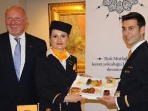 Lufthansa, business'a Türk mutfağını aldı