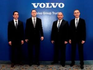 Volvo ve Renault güçlerini birleştiriyor