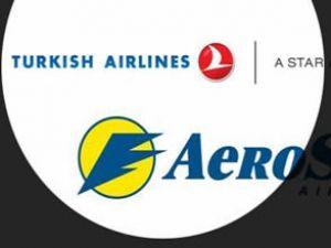 THY, Aerosvit ile ilişkilerini durdurdu