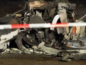 Zimbabve'de helikopter kazası