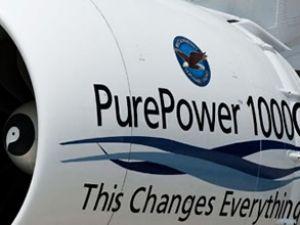 Purepower Geard Turbofan olarak belirledi