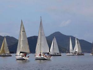 Bodrum'da Yelken Yarışları 19 Ocak'ta