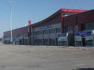Malatya Havalimanı 600 bin sınırına dayandı