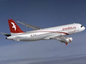 Air Arabia 2. uçağının teslimini aldı