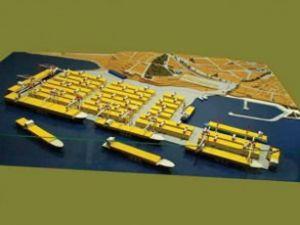 Asyaport'a ilk gemi 29 Ekim'de yanaşacak