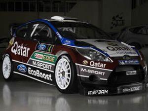 Castrol, 2013 Ford Fiesta RS WRC'yi tanıttı