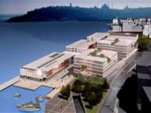 İstanbul'un tarihi silüeti değişiyor