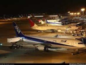 Japonya'da yolcu uçağı acil iniş yaptı