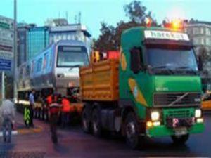 Madranbaba'ya Enerji taşımacılığı yapıyor