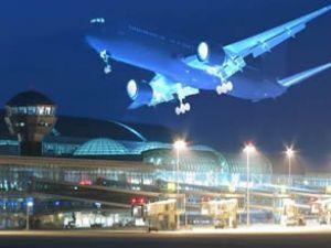 THY uçağı Bodrum Havaalanı'na indi