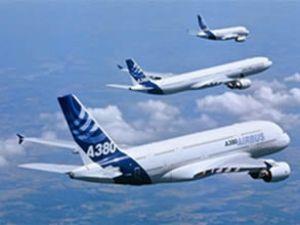 Çin, Fransa'ya 60 Airbus'lık jest yaptı