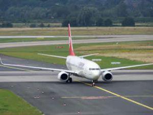 THY yolcu uçağı Kazan seferini yapamadı