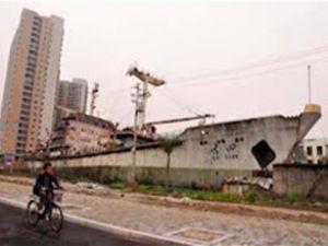 Çinliler betondan gemi inşa ettiler