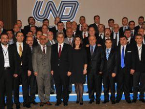 UND'nin yeni yönetimi belli oldu
