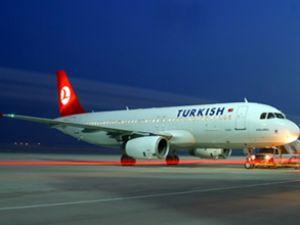 THY'ye ait uçak arızalanınca geri döndü