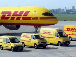 DHL  Avrupa'nın ilk 10 şirketinden biri