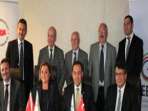 Bursa'ya Lojistik Köy projesi