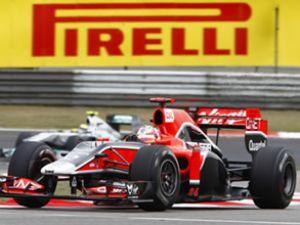 Pirelli'yle Formula1 deneyimi yaşatılacak