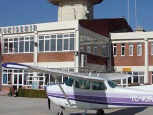 Eskişehir Havaalanı umre seferi başlatıyor