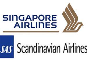 SAS ve Singapore Airlines ortak oluyor