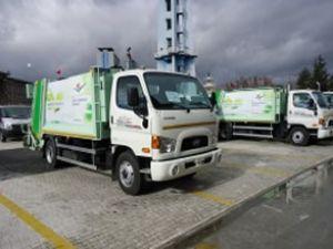 Karsan'ın Hyundai'lerini Erdoğan teslim aldı