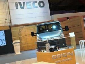 Iveco, Brüksel'de ikili enerji konseptini tanıttı