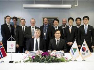 Hyundai, Statoil'e borda inşa edecek