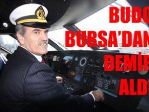BUDO, Bursa-İstanbul seferlerine başladı