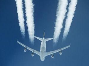 Karbon emisyonu havayolunun kabusu oldu