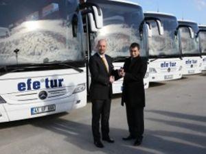 Efe Tur, Tourismo 15 ile güçlendiriyor