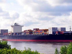MSC yeni gemisi Anchorage'yi teslim aldı