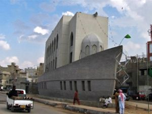 Dünyanın en ilginç mimarisine sahip camisi