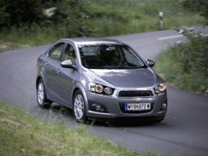 Aveo Sedan satışlarında Türkiye birinci