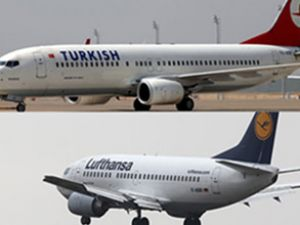 THY Lufthansa ortaklığı mutfakta başladı