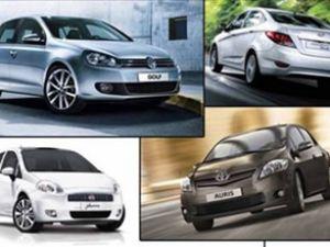 2012'de en çok satan arabalar belli oldu