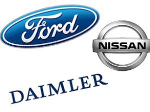 Ford, Nissan ve Daimler anlaşma yaptı