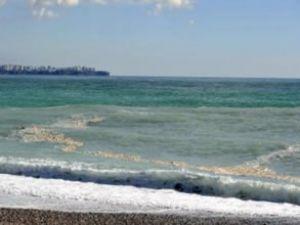 Dünyaca ünlü sahilde utanç manzarası