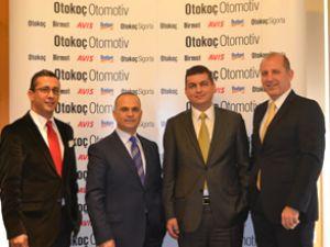 Otokoç'un 2012 cirosu 3 milyar TL