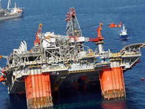 İran Körfezi'nde gaz platformu battı