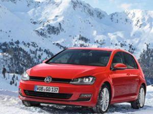 Volkswagen'den 4 çekerli Golf