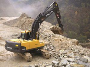 Volvo iş makinaları fırsat sunuyor