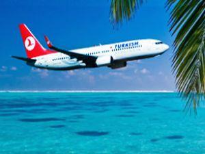 THY Kolombo uçuşları bugün başladı