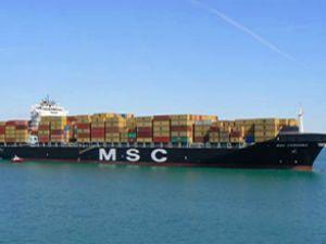 MSC Akdeniz'de kapasite artışına gidiyor
