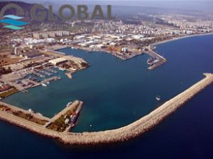 Global'in 'Port Akdeniz'i rekora doymuyor