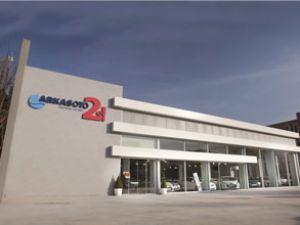 Arkas 2. El'in showroom'u Gaziemir'de açıldı