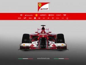 Ferrari Formula 1 aracı F138'i tanıttı